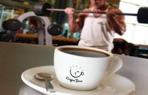 قهوه ورزشکاران